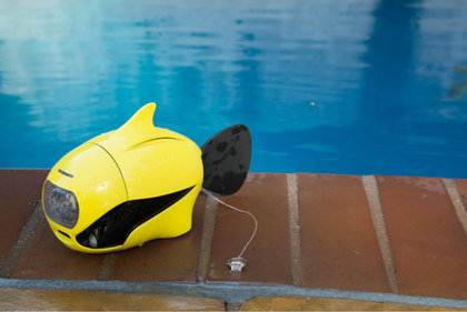Underwater Drones Could Prove Useful in the Aquatics Industry Image